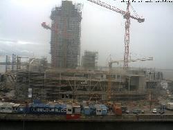 Eine zweite Ansicht, hier wird viel gebaut.