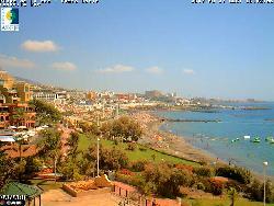 Blick auf den Playa Fanabe