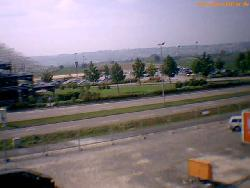 Webcam im Parkhaus am Airport