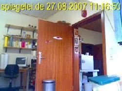 Spiegelei Büro