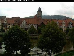 Blick auf die historische Altstadt