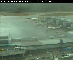 Ein anderes Terminalgebäude