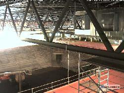 Webcam auf der Baustelle