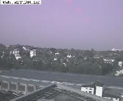 Kamera des Providers Witcom mit mehreren (zwischengespeicherten) Ansichten der Stadt