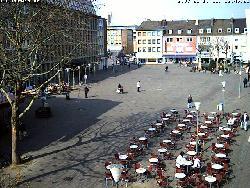 Dürener Marktplatz