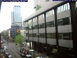 Ausschnitt in die andere Richtung mit dem Gebäude der WestLB