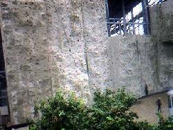 Die Kletterwand