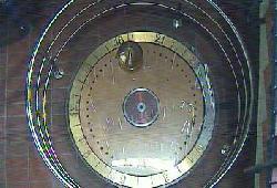 Das sehr modern gestylte Pendel von 1995