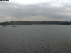 Blick auf den Halternern See