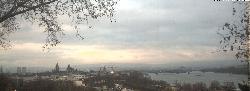 Mainz - Blick auf den Rhein