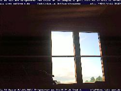 Blick nach osten von der Bergerhöhe auf die Stadt 88239 Wangen