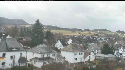 Richtung Olsberg mit Blickwinkel v. Hotel Bigger Hof