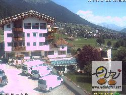 Blcikrichtung Norden in die herrliche Bergwelt Tirols