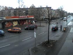 Seegefelder Straße Ecke Borkzeile